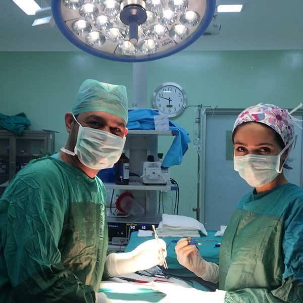 Altan Yücetaş - Cerrahi uygulamaya hazırlık